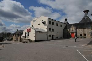 Cardhu distillery, Knockando
