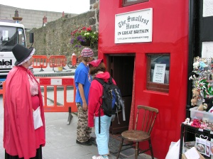Conwy Britain's smallest house