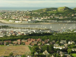 Conwy and the Great Orme